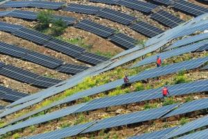 Китай быстро развивает технологии применения экологически чистой энергии