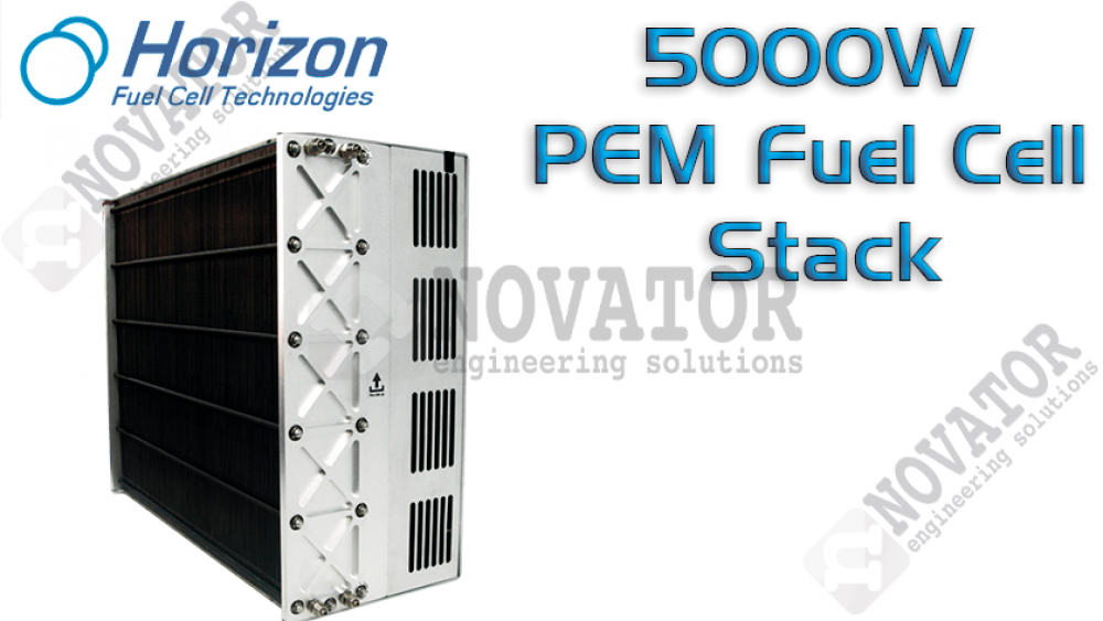 Horizon H-5000 PEM fuel cell (FCS-C5000)