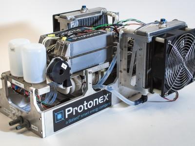 Ballard объявила о новых усовершенствованиях в технологии водородных топливных элементов